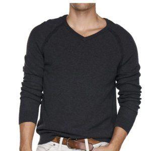 Tailor Vintage Men's Knit Reversible V-Neck Long